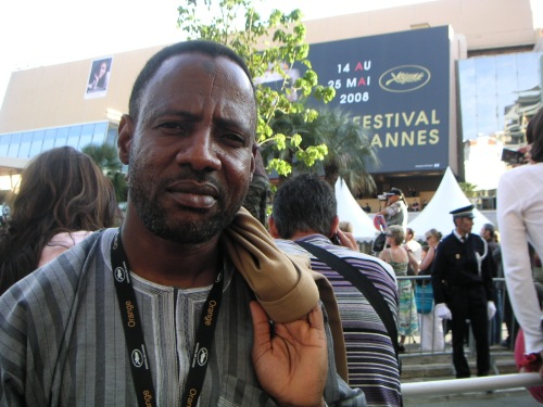 Dr. Ahmad Sarari, Vice President of MOPPAN, at Cannes 2008 (c) Ahmad Sarari