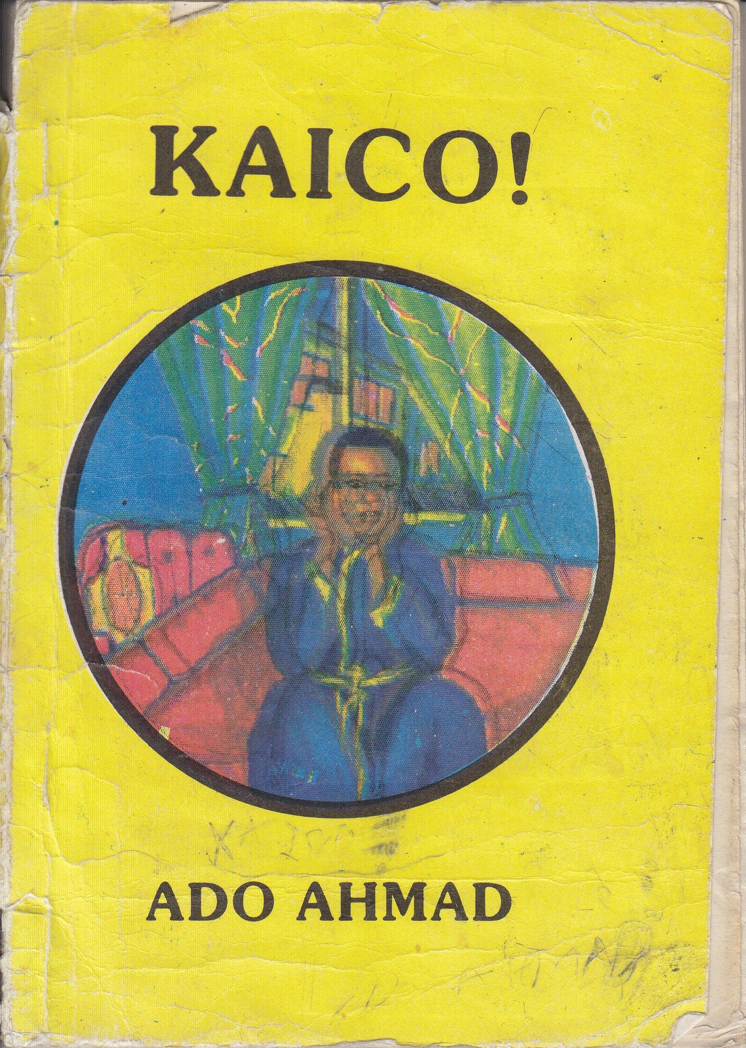 Hausa literature | A Tunanina