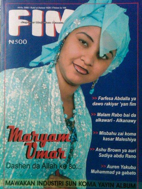 Allah ya jikan Hausa film actress Maryam Umar Aliyu | A