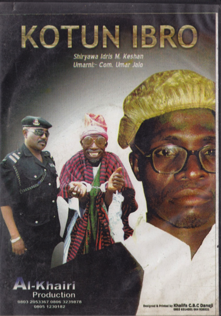 Ibro's film Kotun Ibro poked fun at the mobile court that had arrested him.