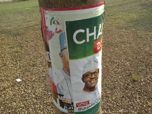 Nigeria 2015 campaign, February 2015