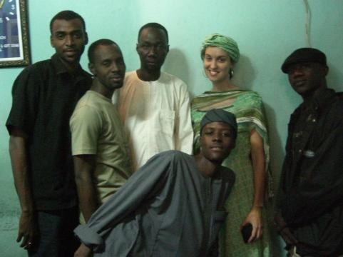 Golden Goose Studio, 2008 (c) Nazir Ahmad Hausawa aka Ziriums