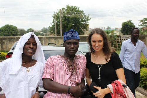 The last day of the Mutallab shoot, Kaduna, August 2010.