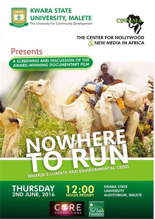 Nowhere to Run poster-logo's added
